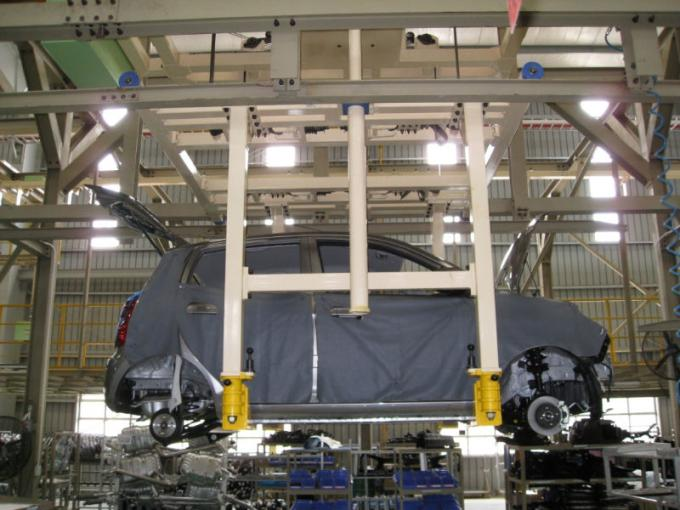 Car Automotive Assembly Line Machine Auto Production