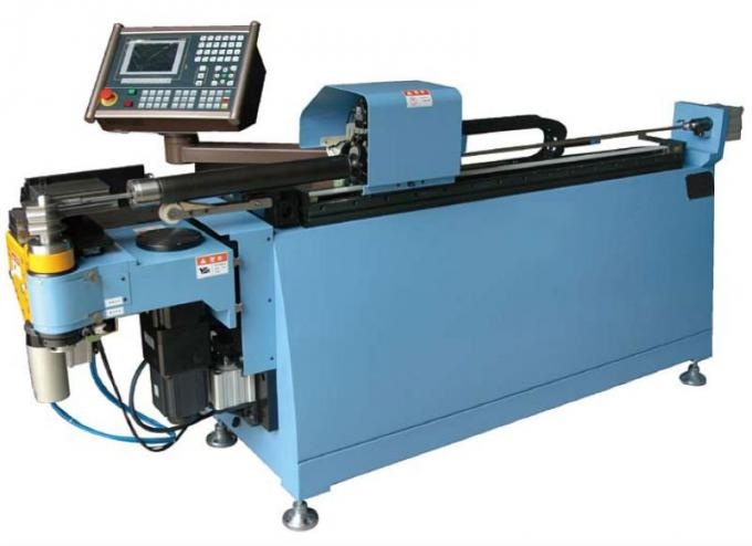 Auto CNC Tube Bending Machine For Air Conditioner Heat Exchanger Industry