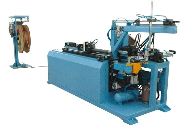 Automated CNC Tube Bending Machines For Straightening , Cutting Pipe
