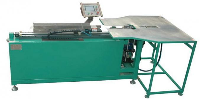 Brass / Copper CNC Tube Bending Machine With Servo Motor High Efficiency