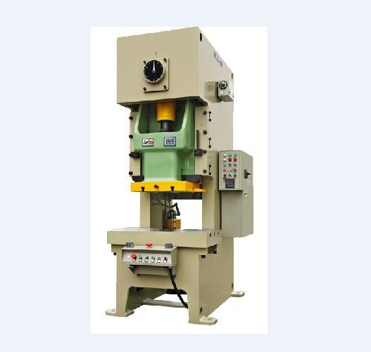 Steel - welded C - Frame Fixed Table Mechanical Press Machine JH21 Series