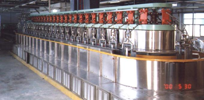 Electrophoresis Spray-paint Producing Line Painting Equipment Integrated Design