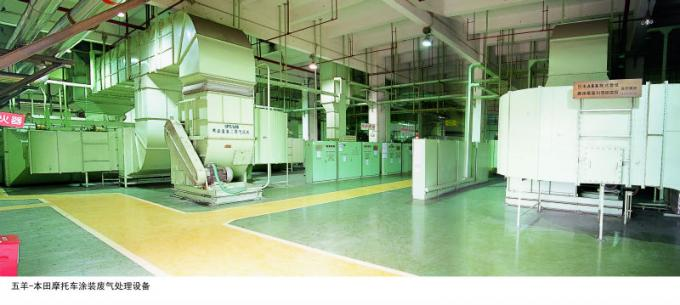 High Efficiency Surface Preparation Equipment / Systems For Steel Plate / Metal