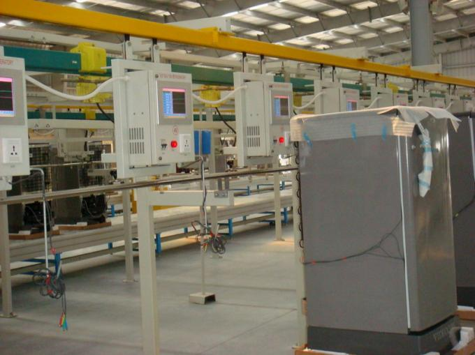 Electronic Refrigerator Assembly Line Freezer Performance Testing System
