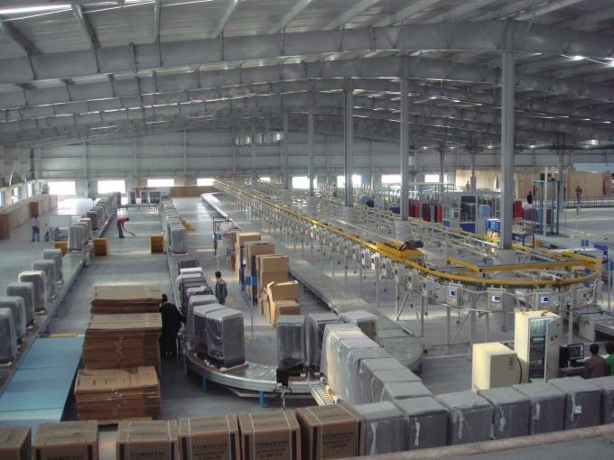 Whole Factory Layout Refrigerator Assembly Line Equipment