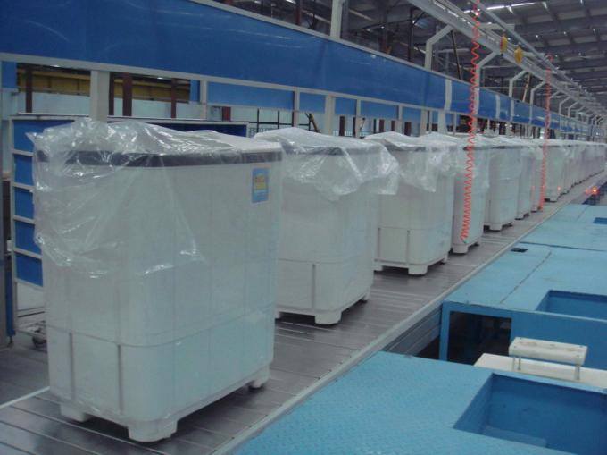 Automated Washing Machine Assembly Line Equipment Industrial