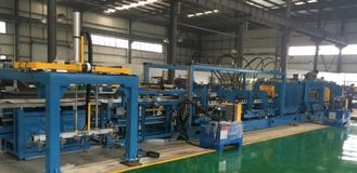 China Metal door forming line for refrigerator / door panel forming / Automatic production line for fridge door supplier