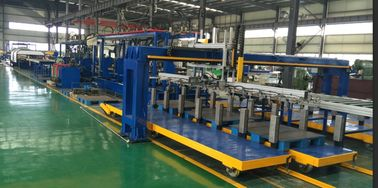 China Custom Refrigerator Assembly Line U Shell And Side Panel Sheet Metal supplier