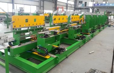 China Various Sections Refrigerator Production Line / Door Automated Production Line supplier