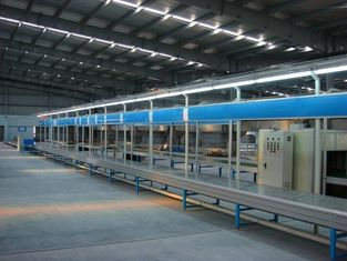 China Fully Automatic Washing Machine Assembly Line / Shell Bending Machines supplier