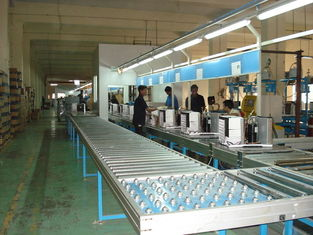 China Air Conditioner AC Assembly Line supplier