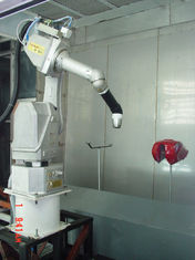 China Custom Made Motorcycle Assembly Line Automatic Painting System Easy Operate supplier