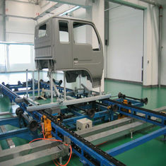 China Plastic Component Automatic Line Painting Equipment For Motorcycle supplier