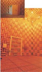 China Noise Testing Air Conditioner Production Line Anechoic Chamber Rf Shielding Room supplier