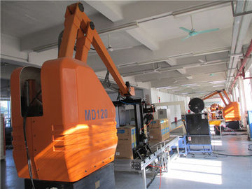 China Stacking Industrial Robot With Ac Servo Motor / High Sensitive Touch Screen supplier
