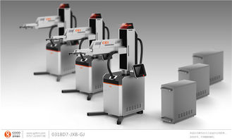 China Lightweight 6 Axis Industrial Robot For Sheet-metal Workshop 3kg / 13kg supplier