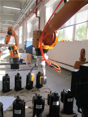 China Electric Industrial Transport Robot For Production Line Mechanically Balanced supplier