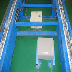 China Automated UV Line Painting Equipment For Motorcycle , Friction Roller Conveyor Line supplier