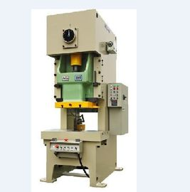 China High Precision Automatic Mechanical Press Machine With Photoelectric Protector supplier