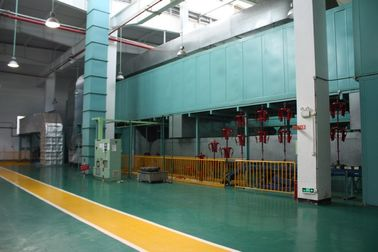 China Good Performance Automatic Painting System Assembly Line For Motorcycle supplier