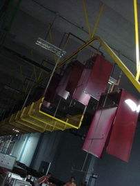 China Space Saving Refrigerator Assembly Line Overhead Conveyor supplier