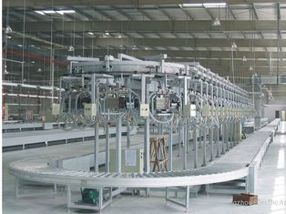 Automatic Refrigerator Assembly Line , Plastic Vacuum Forming / Thermo Machine