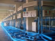 China Electronic Air Conditioner Production Line floor - type AC Performance Testing System factory