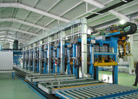 China Cabinet Foaming Line Automatical For Refrigerator Assembly Line With Long Life , Speed Adjustable factory