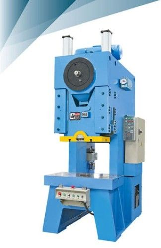 Hydraulic Mechanical Press Machine C-frame Fixed Table Press
