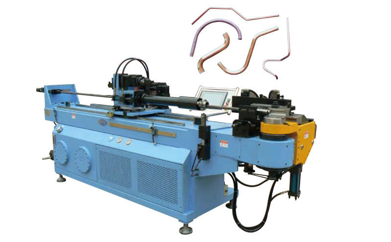 CNC tube bender for different radium long life control by