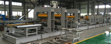 China Refrigerator Door Automatic Production Line , Automated Manufacturing Systems distributor