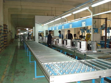 China Window Air Conditioner Production Line For Producing , AC Assembly Line distributor