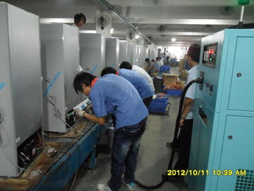 China 380V High Frequency Welding Machines For Air-Conditioner , Melting The Welding Ring distributor