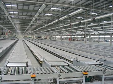 China Stationary Type Refrigerator Automated Assembly Line , Freezer Testing System distributor