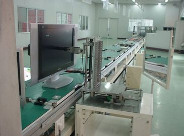 China Automated Lcd Tv Assembly Line Testing Equipment For Lcd Monitor Production distributor