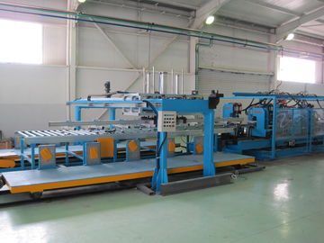 China U bending line all automatically and suit for different radium 180 degree turn distributor