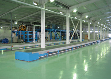 China Foaming Preassembly Line For Refrigerator Assembly Line Automatical distributor