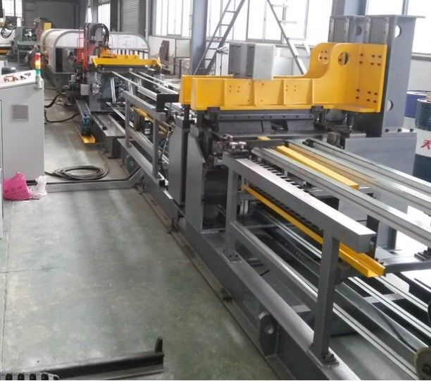 High Strength Refrigerator Assembly Line For Freezer U Shape Housing