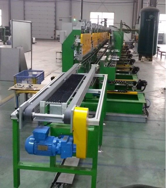 Various Sections Refrigerator Production Line / Door Automated Production Line